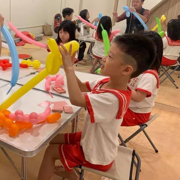 造型氣球課程