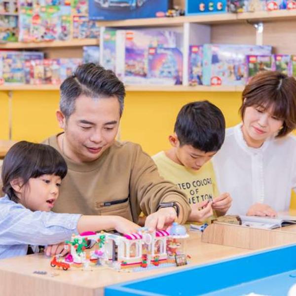 兒童室內遊戲空間